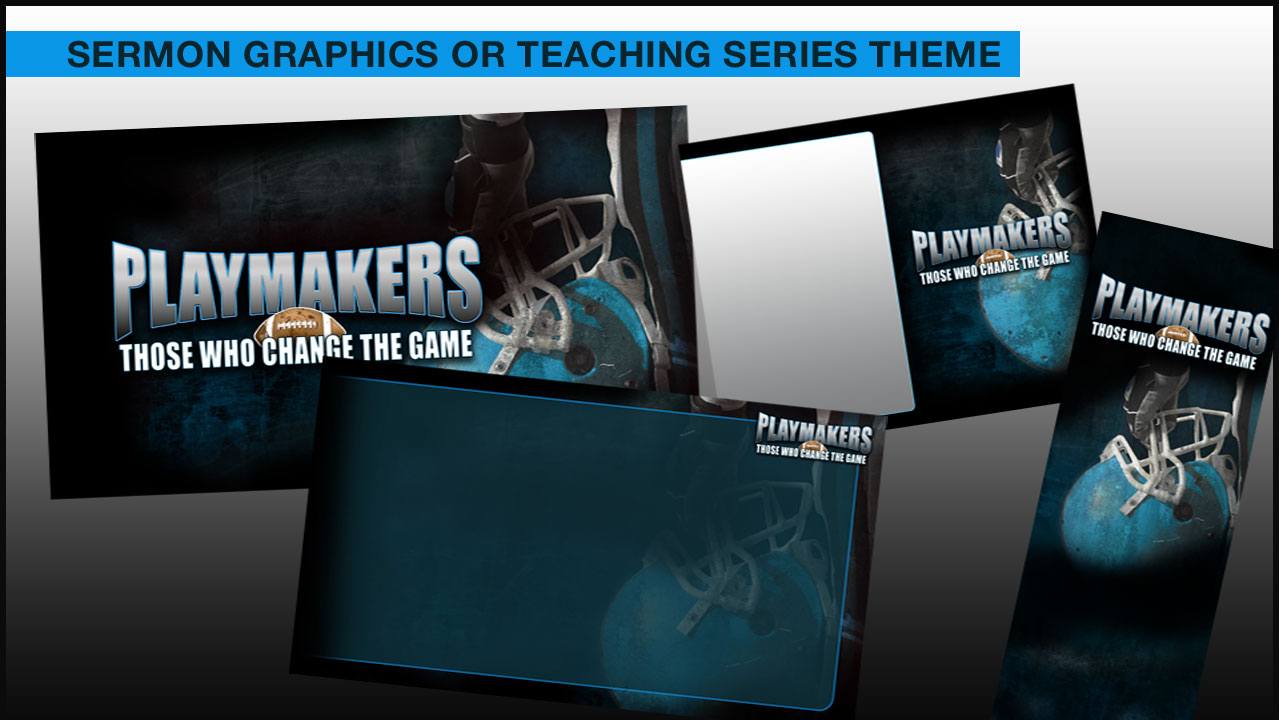 Playmakers | Teaching Theme