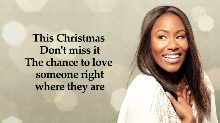 Somebody's Angel: Christmas Outreach