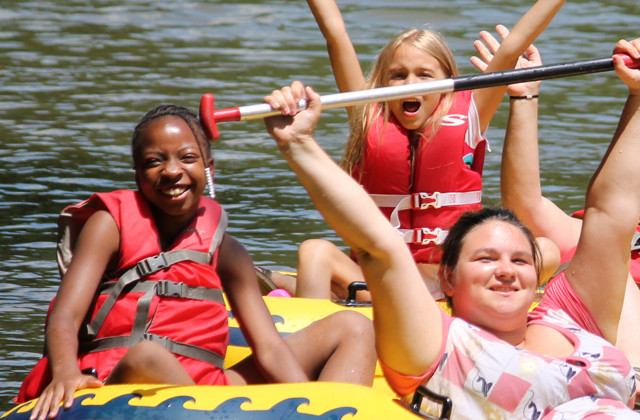 Summer Camp for Underprivileged and At-Risk Kids