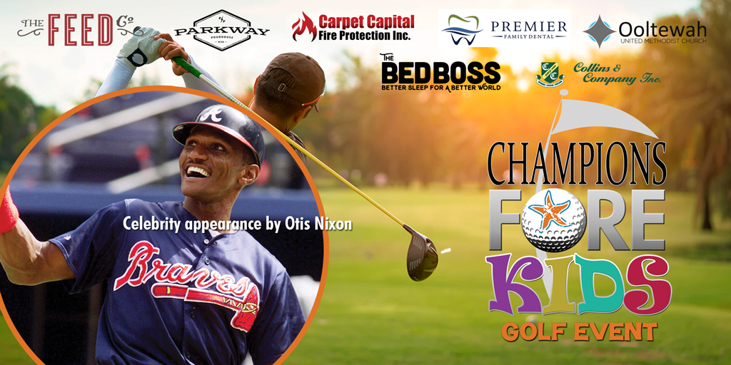 Golf Event: Tee It Up, or Sponsor a Hole for Disadvantaged Children